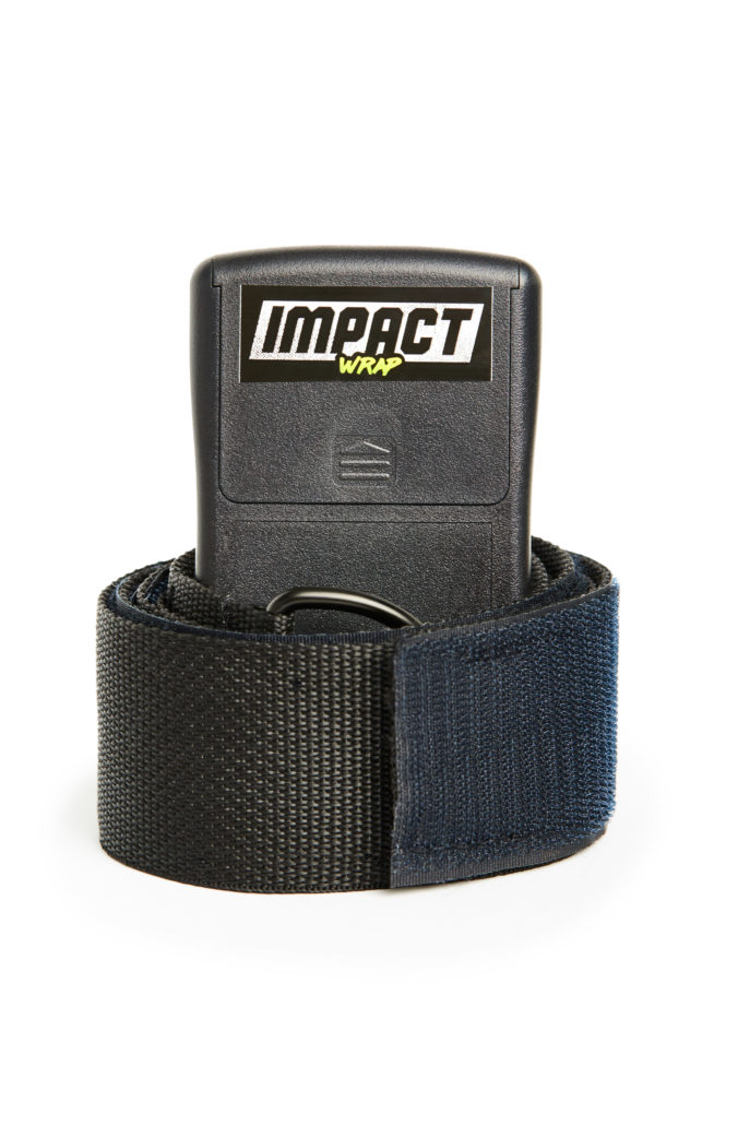 capteur impact wrap