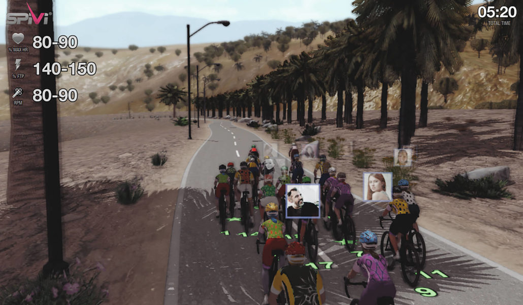 parcours coach biking spivi